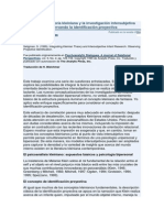 Integrando La Teoría Kleiniana y La Investigación Intersubjetiva Del Infante