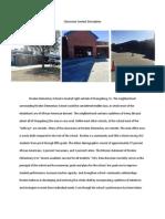 School/ Classroom Description