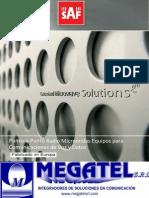 Saf Megatel Brochure_esp
