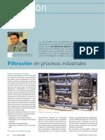 Articulo Filtracion en Procesos Industriales Www.farmaindustrial.com