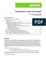 Criterios de Greenpeace