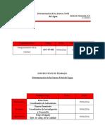 ASC-IT-051 Determinacion Del Dureza Total Del Agua