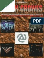 Black Crowes - Guitar Anthology Series ISBN0769284175 Guitar