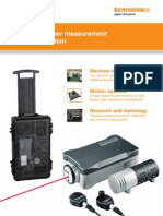 Renishaw Laser Measurement Lx-80