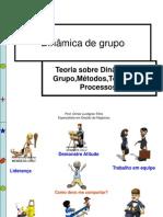 CURSODE DINÂMICA DE GRUPO