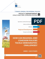 Structural and Cohesion Policies
