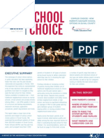Final for Web Inbrief Vol 7 School Choice