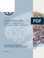 Gray Matters Vol 1