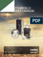 Medeco Price Book January 1st 2015
