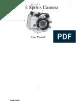 Sport Cam User Manual