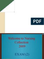 Nursing Exam 2