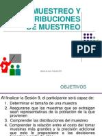 Muestreo y Distribuciones de Muestreo-2012.ppt