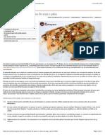 Solomillo de pavo en salsa de soja y piña - Recetasderechupete.com