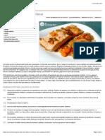Salmón al horno con verduras - Recetasderechupete.com