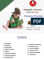 Emergency Poisoning Final