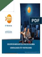 Generalidades Restriciones STN