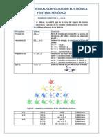 Conf.electronica , Enlace Quimico y n Cuanticos