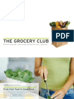 The Grocery Club, a business model