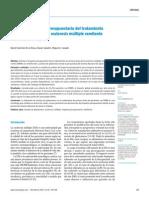 Análisis del impacto presupuestario del tratamiento presupuestario en primera linea de la esclerosis múltiple remitente recurrente en España.pdf
