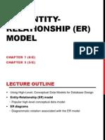 10 ER Model
