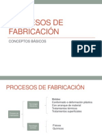 003-Procesos de Fabricación