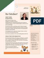 schingeck newsletter