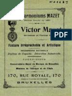 Catalogue Mazet