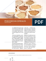 POSCOSECHA CEREALES