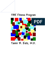 TBK Fitness Program