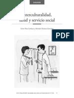 Proyecto Urbano - Interculturalidad, Salud y Servicio Social