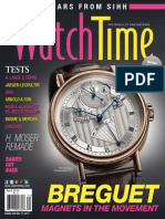 WatchTime Magazine - April 2014
