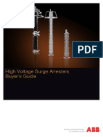 ABB - High Voltage Surge Arresters
