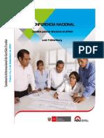 Desafíos Para Los Directores en El Perú – León Trahtemberg