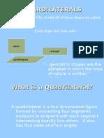Quadrilaterals Final
