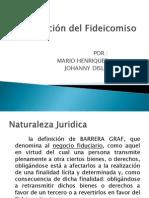 Presentacion Fideicomiso