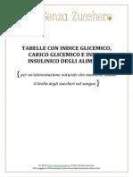 Tabella Ig e Carico Glicemico Agg 01-12-13
