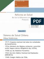 Reforma en Salud