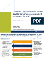 Consulting Accenture Slide Template Package | Chart