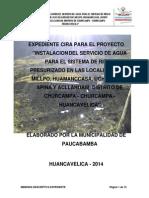 Expediente Cira - Paucarbamba