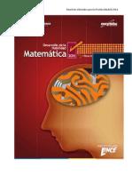 Cuadernillo ENLACE 2014 Matemáticas 27ene2014