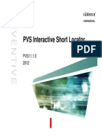 PVS Interactive Short Locator 2011 PVS11.1.0 Updated