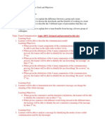 goals and objectives 2