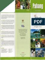 Pahang Travel Brochure 1