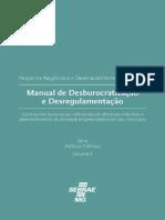 Manual Da Desburocratização