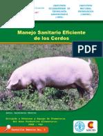 Manejo Sanitario Eficiente de Los Cerdos