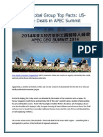 Hendren Global Group Top Facts- US-China Trade Deals in APEC Summit