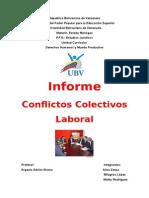 Medios de Solución de Conflictos