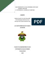 Prevalensi Penyakit Periodontal Pada Penderita Penyakit Kardiovaskuler Di Rsud a. Makkasau Parepare (Jayarti r.marsa-j11110128)
