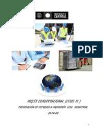 Booklet Inglés Convers- IV Ok(28julio 2014)