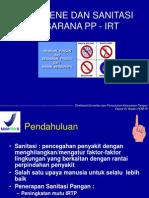3. Higiene Dan Sanitasi